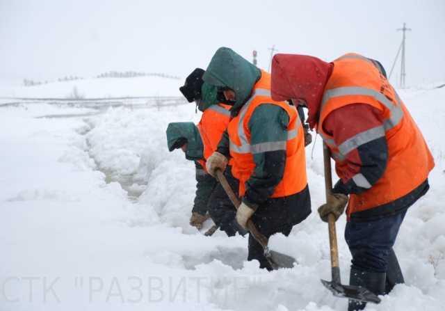 Предложение: Уборка снега Московский район