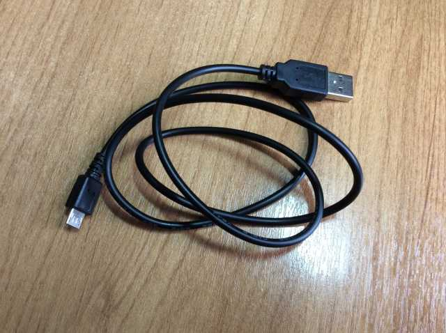 Продам: Кабель micro USB B (m) - USB A(m)