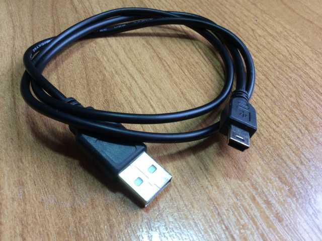 Продам Кабель USB 2.0 A вилка - Mini USB B