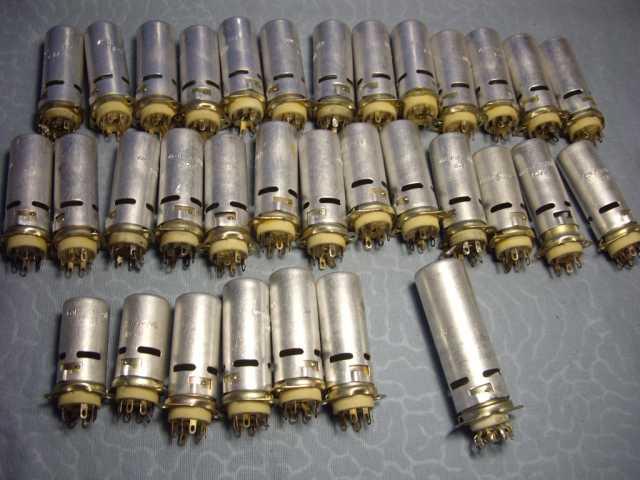 Продам: Ламповые панельки всякие
