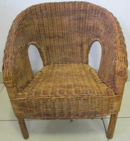 Продам Кресло детское из ротанга