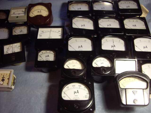 Продам: Микроамперметр для работ и приборов