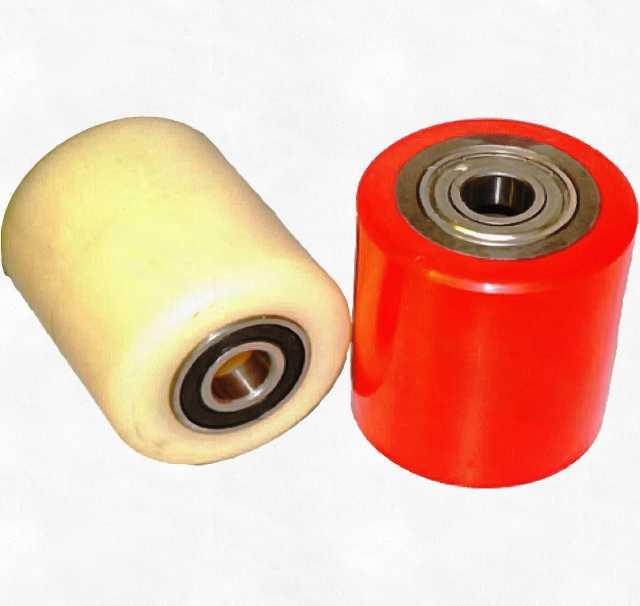 Продам Ролик полиуретановый с подшипником Ø80