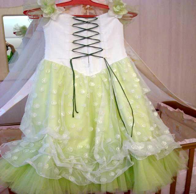 Продам Платье нарядное на 9-12 лет