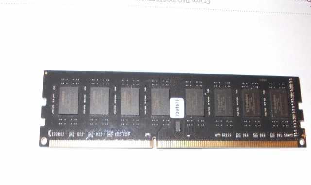 Продам Оперативная память Kingston DDR3 8GB