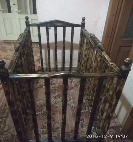 Продам детская кроватка.