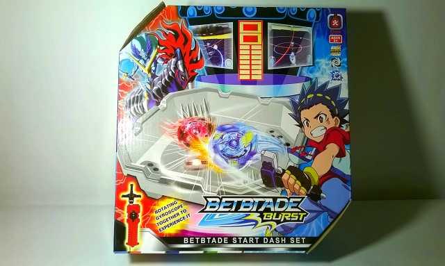 Продам Волчки Бейблейд Beyblade - набор BetBtad