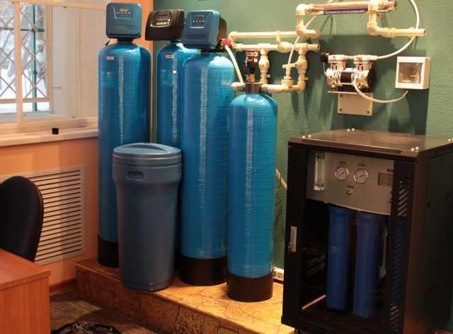Предложение: Очистка питьевой воды в домах, коттеджах