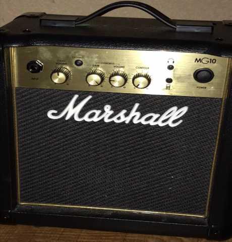 Продам Усилитель marshall