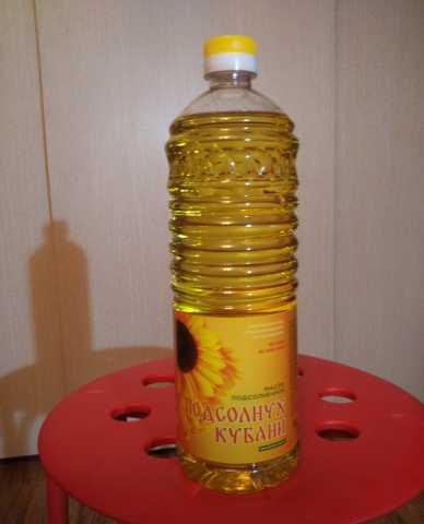 Продам Рафинированное подсолнечное масло с заво
