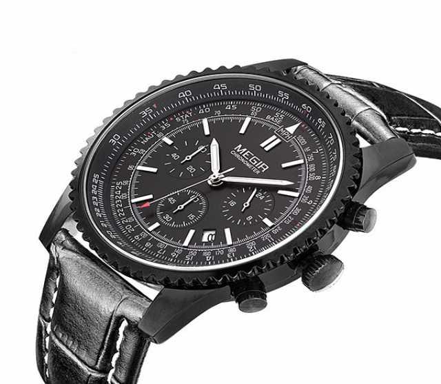 Продам Часы Megir Aviator Chronometer