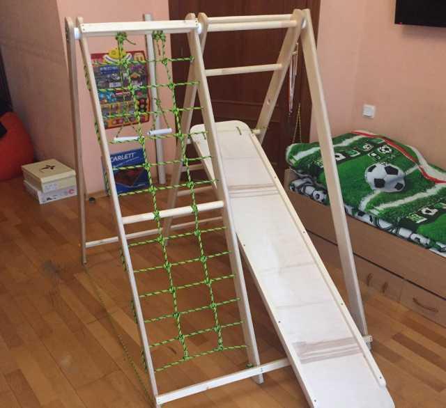 Продам Детский спортивно-игровой комплекс OkKid