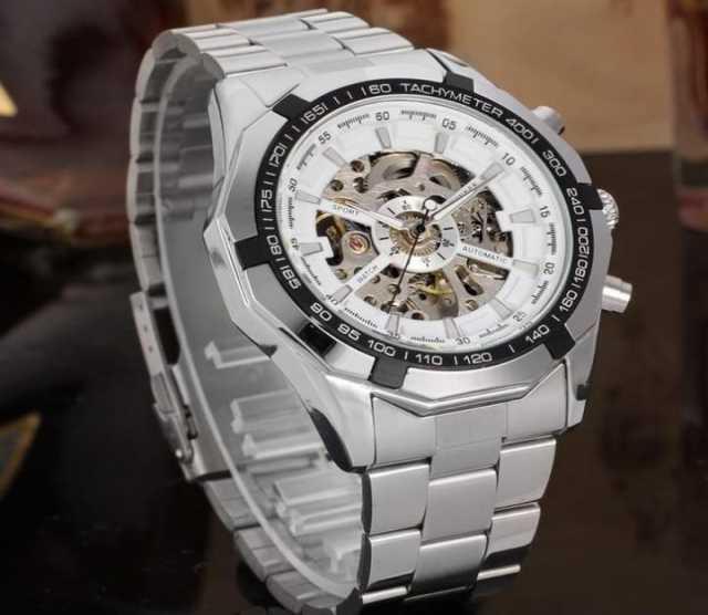 Продам Часы Winner Luxury - White
