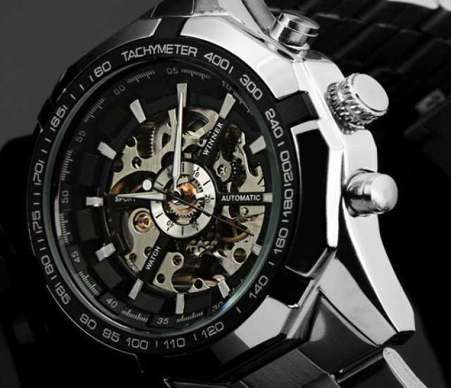 Продам Часы Winner Luxury - Black