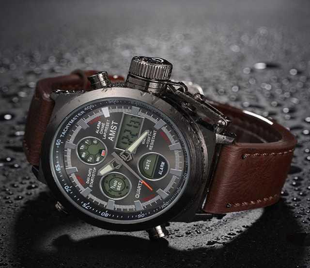 Продам Армейские часы AMST