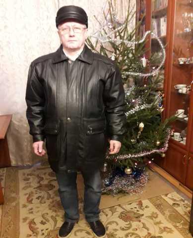 Продам Куртка кожаная, зимняя, с отстёгивающейс