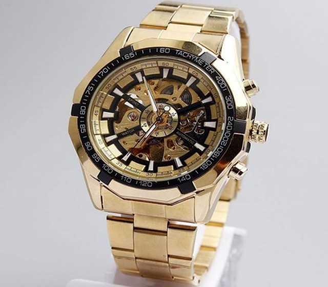 Продам Часы Winner Luxury - Gold