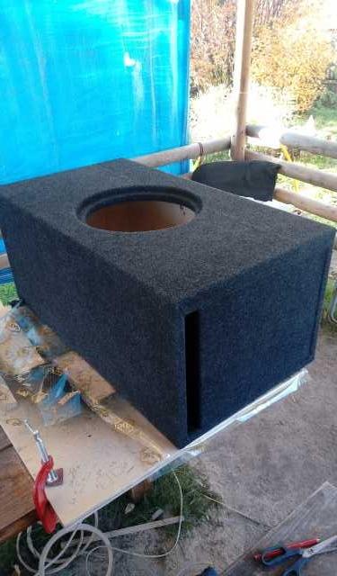 Предложение: Короб для сабвуфера в Красноярске