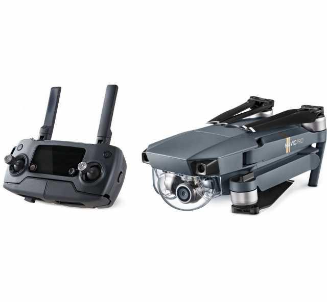 Продам  DJI Mavic Pro Fly More Combo Quadcopter