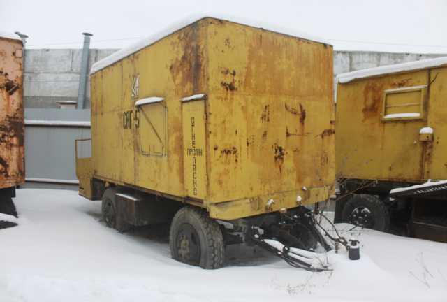Продам Бригадные домики, вагоны на колесах