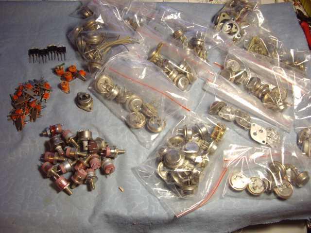 Продам: Нужные Транзисторы