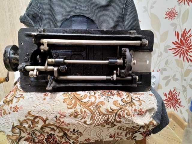 Продам швейная машинка з-да им. Калинина (ПМЗ)