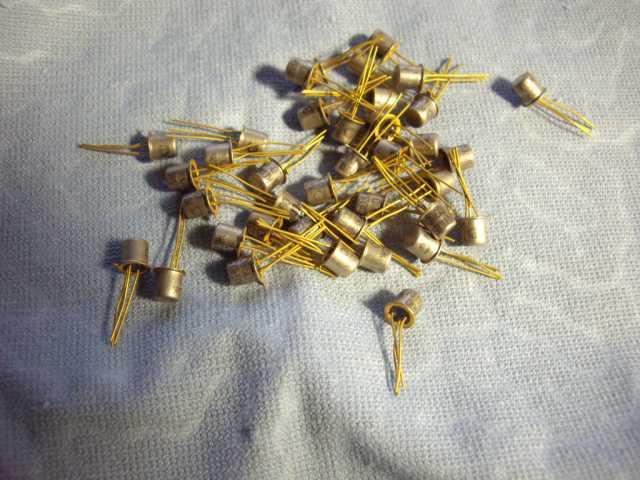 Продам: Транзисторы малошумящие КП103Ж