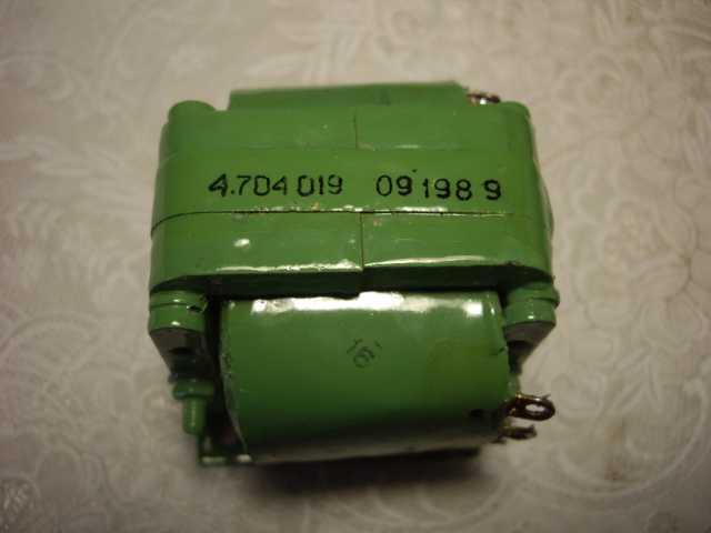 Продам: Трансформатор 4.704.019