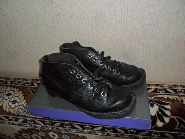 Продам Лыжные ботинки р 34