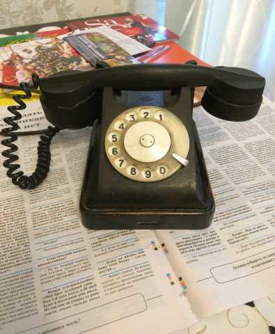 Продам Телефон раритетный