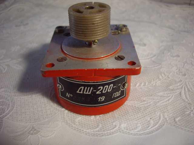 Продам: Шаговый двигатель ДШ-200-1-1