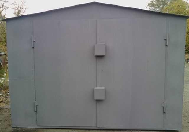 куплю теплый гараж в спб