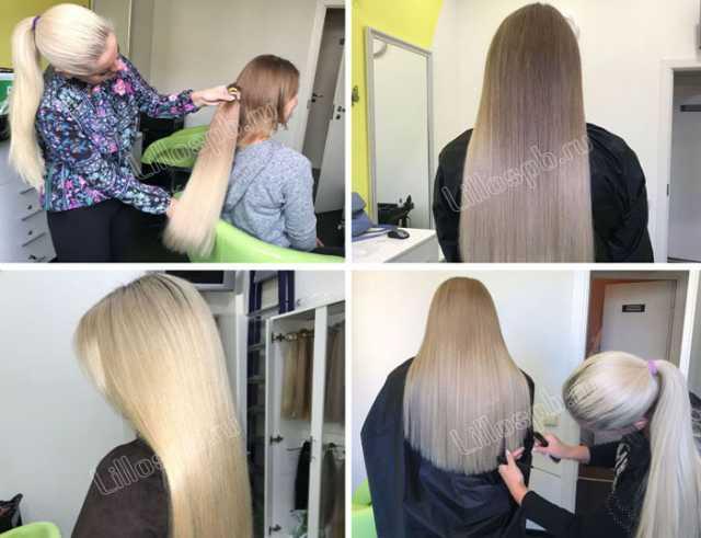 Предложение: Мастер по наращиванию волос спб