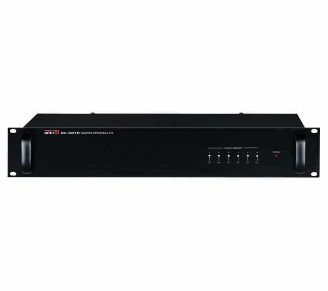 Продам PX-6216 Аудио контроллер 16*8, Inter-M