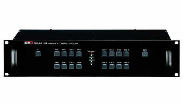 Продам ECS-6216S Блок расшерения, Inter-M