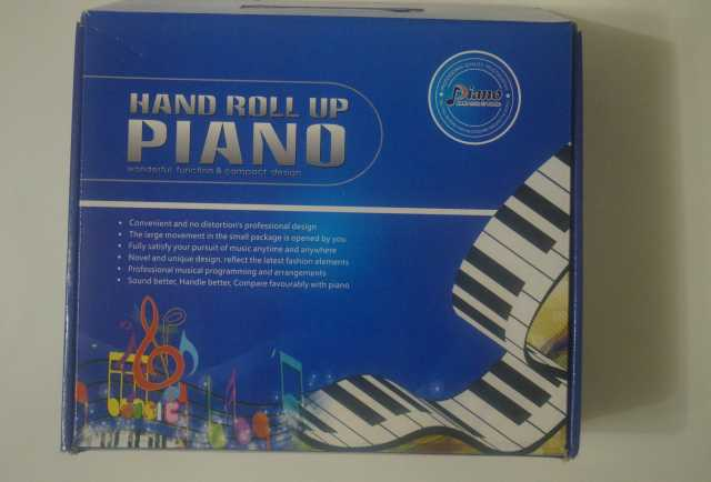 Продам Гибкое пианино