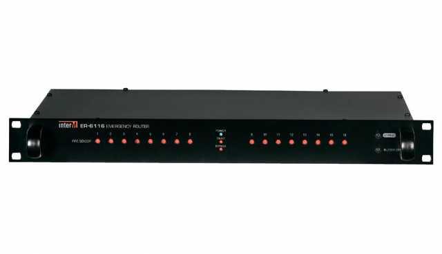Продам ER-6116 Маршрутизатор оповещения
