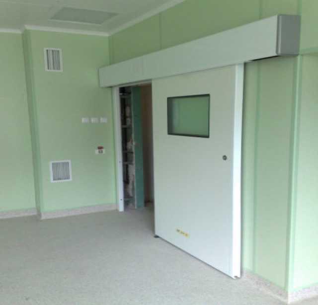 Продам Рентгенозащитные двери