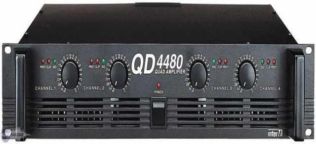 Продам QD-4480 Усилитель мощности Inter-M