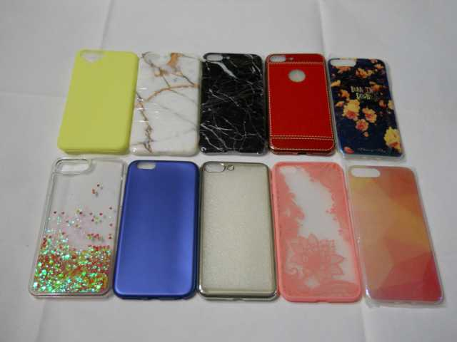 Продам: бампера iPhone (6,7,8)Plus