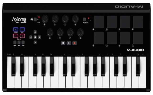 Продам Midi-клавиатура M-Audio Axiom AIR Mini 3