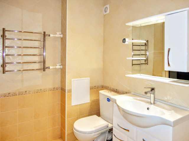 Предложение: Ремонт в ванной комнате