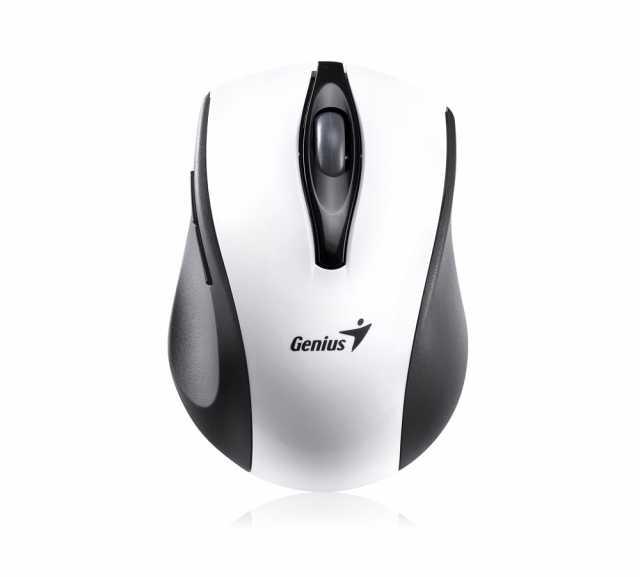 Продам Мышь беспроводная Genius Ergo 9000 белый