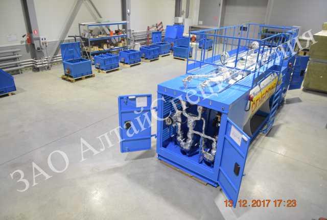 Продам Контейнерная маслораздаточная установка