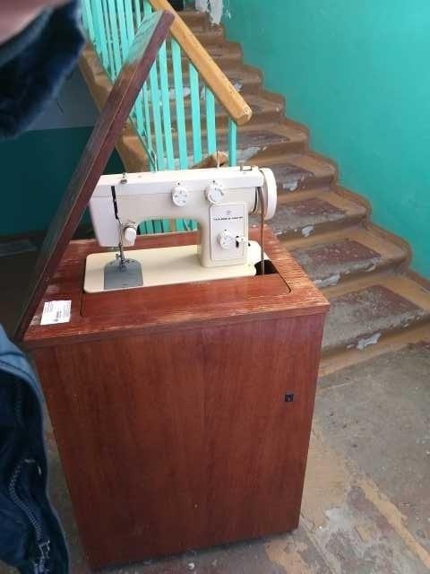 Куплю швейную машину
