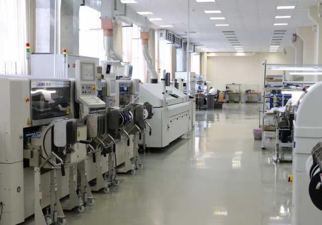 Предложение: Поверхностный монтаж печатных плат