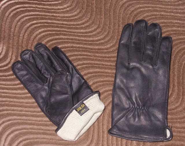 Продам   Перчатки мужские чёрные