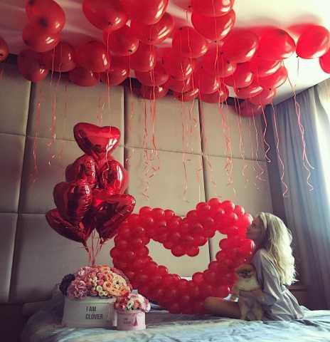 Продам Воздушные шары на День Влюбленных