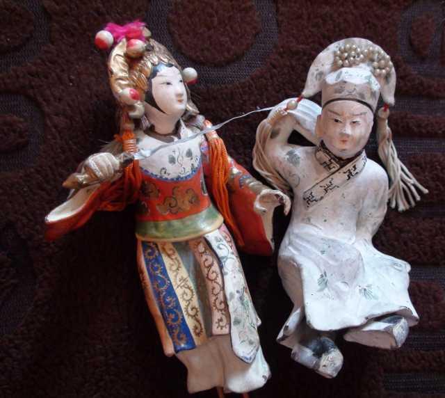 Продам статуэтки Китайские две девушки