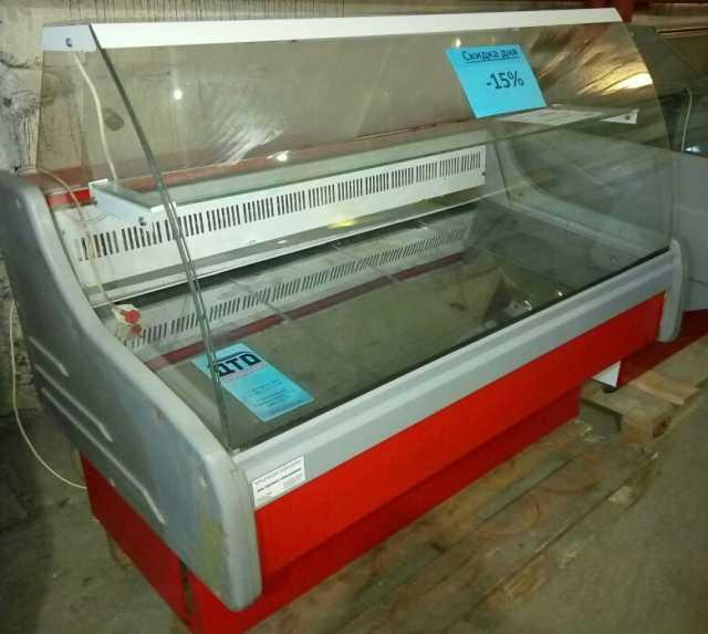 Продам Холодильная витрина б/у 130 см